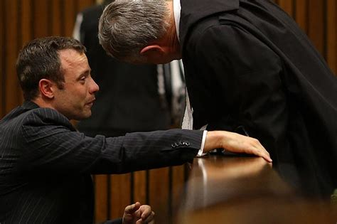 Total Pro Sports Oscar Pistorius Cries and Vomits in Court