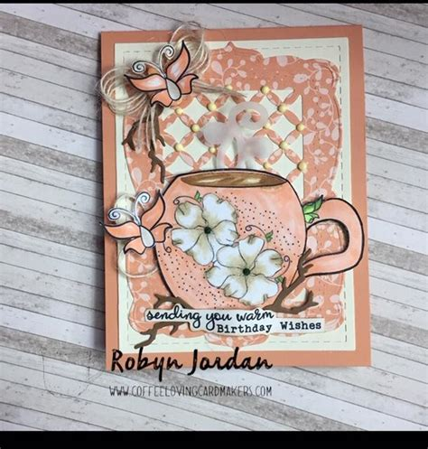What's Brewin' From Robyn's Nest: CLP Spring/Summer Blog Hop