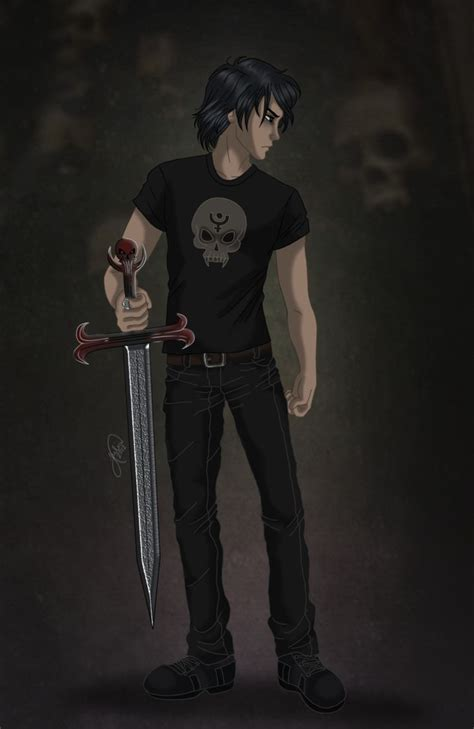 153 best images about Nico di Angelo on Pinterest   Swords