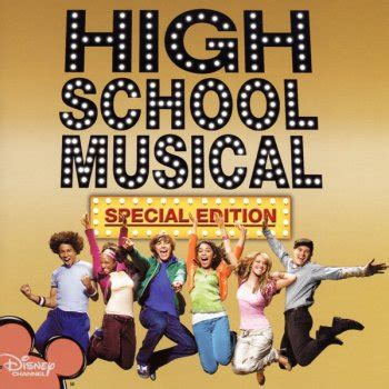 High School Musical (Soundtrack) [Special Edition] by