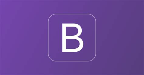 Bootstrap · The most popular HTML, CSS, and JS library in