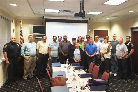 Citizens Police Academy kicks off in Parsippany