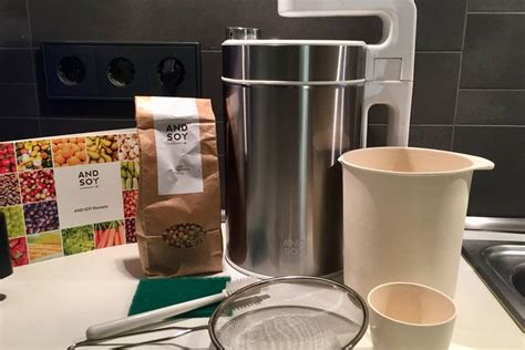 AND SOY – KOCHMIXER IM TEST - FIT FOR FUN