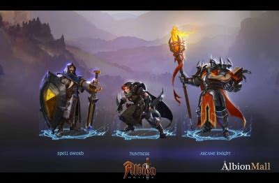 Three comments about albion online - albionmall