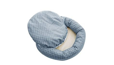 PEACE NEST Pet Bed Round Summer Dog Kennel Cotton Soft Cat