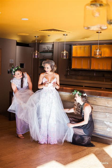 How to be the Ultimate Maid-of-Honor: Arizona Wedding