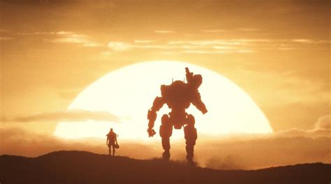 Titanfall 2 goes live-action for a launch trailer   PC Gamer