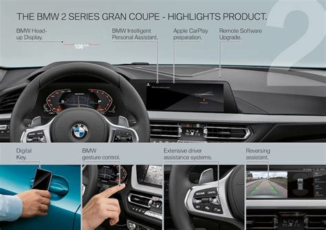 New 2 Series Gran Coupe: BMW's challenger to the Mercedes