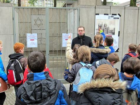 Mahnmal Rote Reihe | SOR-Tour durch Stadt | Schule ohne