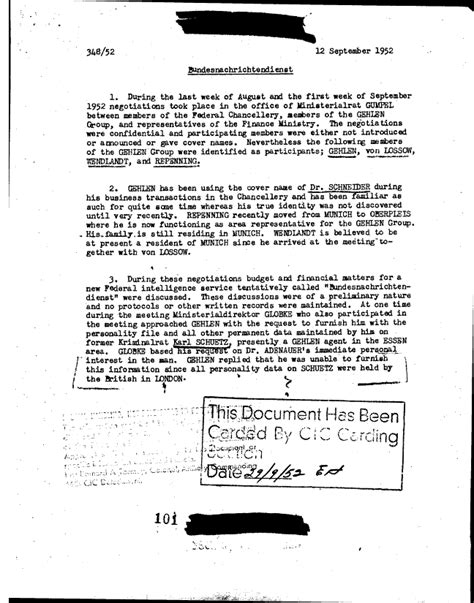 File:CIA report on negotiations to establish the BND