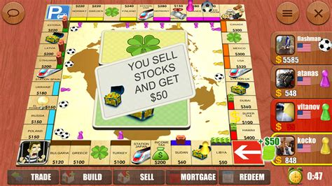 Rento - Online monopoly game by Board Games Online