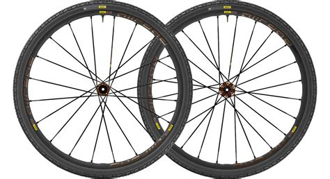 Mavic Allroad line gets new wheels & tires to take on