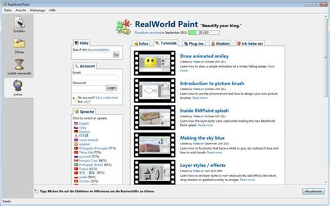 RealWorld Paint Download   Freeware