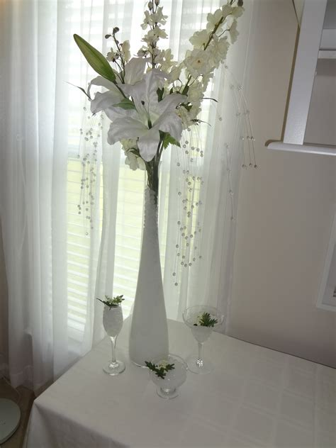 Wedding Centerpieces Ideas - by Sharon of Water Bead Design