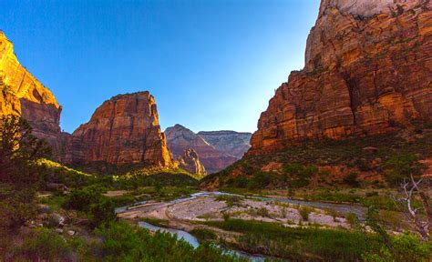 Seven Of The World's Most Beautiful Hiking Trails For