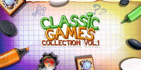 Classic Games Collection Vol