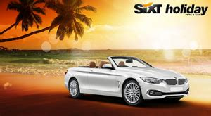 Sixt holiday - Expedienten