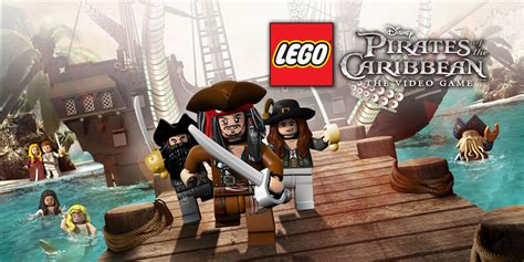 LEGO® Pirates of the Caribbean The Video Game   Nintendo
