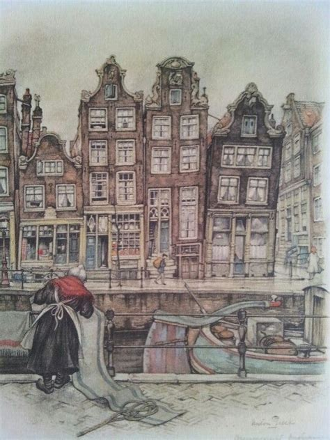 78 Best images about Anton Pieck on Pinterest   Coloring