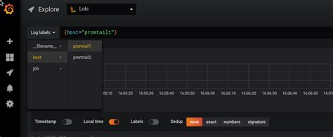Grafana Labs: Loki – distributed system, labels and filters