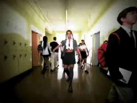Baby One More Time Dancing GIF by Britney Spears - Find