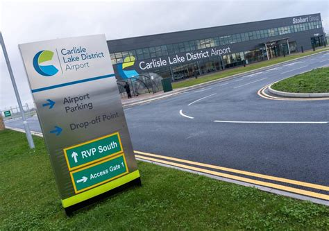 How to hire a car from Carlisle Airport