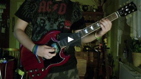 AC/DC - Spoilin' For A Fight (Guitar Cover) HD on Vimeo