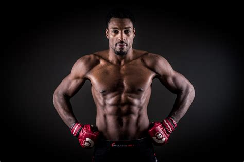 Phil Davis excited for Penn State homecoming at Bellator