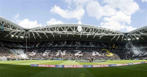 Allianz Secures the Naming Rights to Juventus Stadium