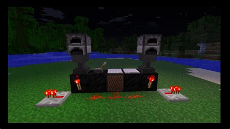 Minecraft Tutorials: How to make a DJ Booth - YouTube