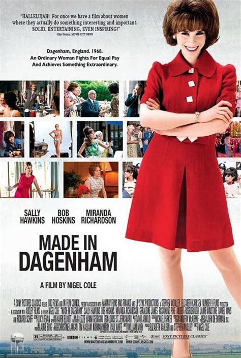 """New Posters For """"Made in Dagenham"""" and """"For Colored Girls"""