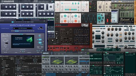 The 50 best VST/AU plugin synths in the world | MusicRadar
