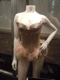 Hollywood Movie Costumes and Props: Christina Aguilera's