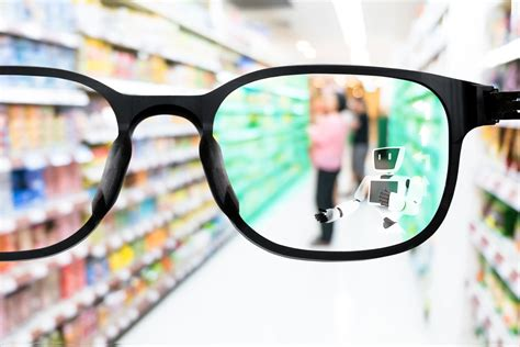 Augmented reality , smart AR glasses technology , crm
