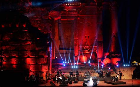 Get Ready for the Baalbeck International Festival