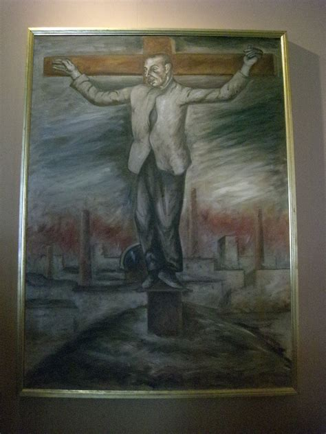 """Vatican Museum - Collection of Modern Religious Art: """"L"""