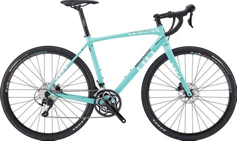 Bianchi Impulso Allroad 105 Disc 2018 - Out of Stock
