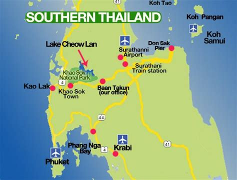 Southern Thailand Travel