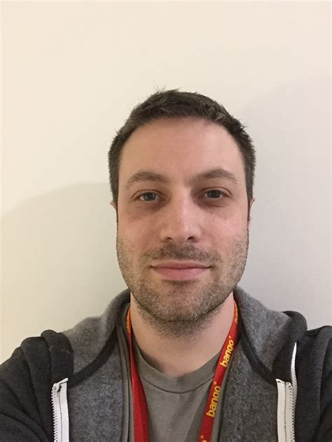 Get to know our Couchbase Community Meet - Iain Cartledge