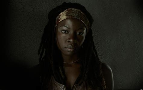 5 Things That Deserve The Michonne Side-Eye   HuffPost