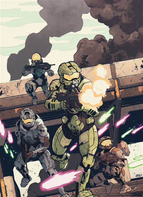 Halo Collateral Damage: A Master Chief Story | Halo Gear