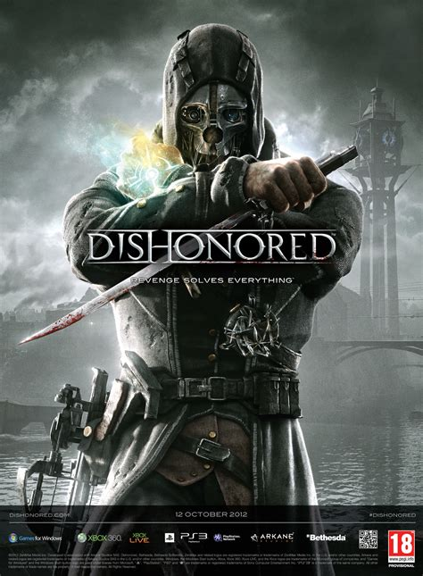 Dishonored Point-of-Sale Campaign on Behance