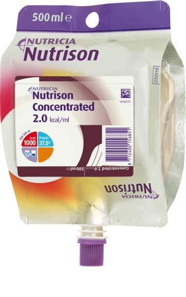 Nutrison Concentrated | Nutricia