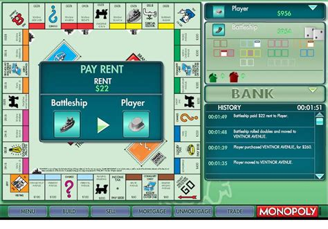 Monopoly Multiplayer game - FunnyGames