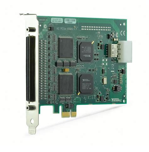 PCIe-6509 - National Instruments