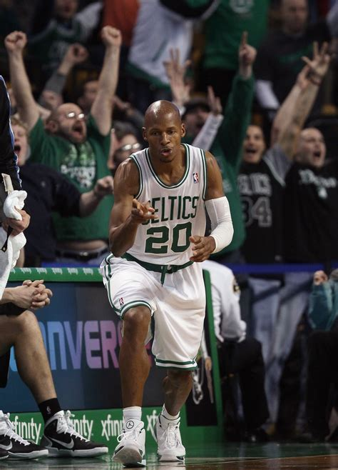 NBA Power Rankings: Ray Allen and the 20 Best Shooting