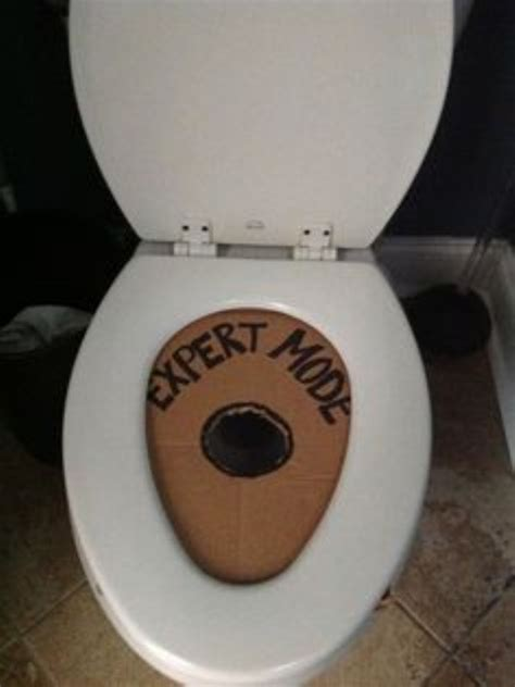 These toilet pranks are just downright cruel : theCHIVE