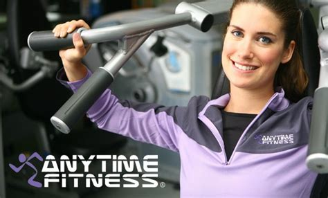 Anytime Fitness Escanaba Three Month Membership-New