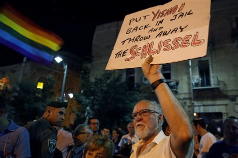 Thousands rally across Israel after gay pride attack   Al