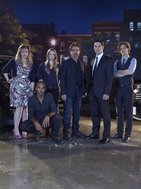 Criminal Minds S11E04: Outlaws (Outlaw) – fernsehserien
